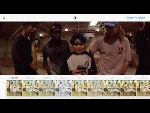 Red Bull Ams - Gram Yo Selfie - The Berrics