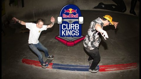 Red Bull Brings Curb Kings To The Berrics | The Berrics