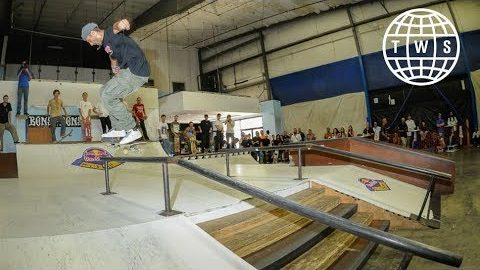 Red Bull Cornerstone Contest Stop 2, Kansas City | TransWorld SKATEboarding