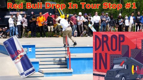 Red Bull Drop In Tour Atlanta - Joey Brezinski