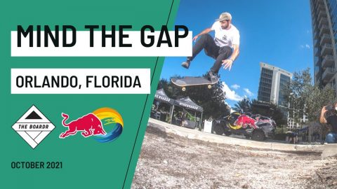 Red Bull Mind the Gap Orlando 2021 | TheBoardr