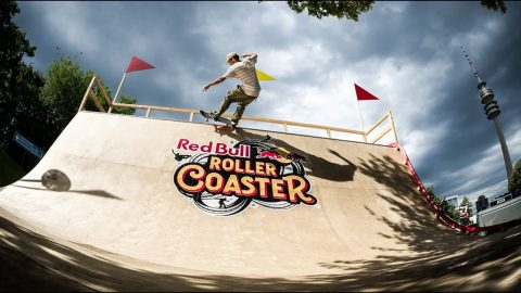 Red Bull Roller Coaster 2018 — National Qualifier | Irregular Skateboard Magazin