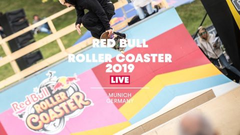 Red Bull Roller Coaster Finals I LIVE | Red Bull Skateboarding