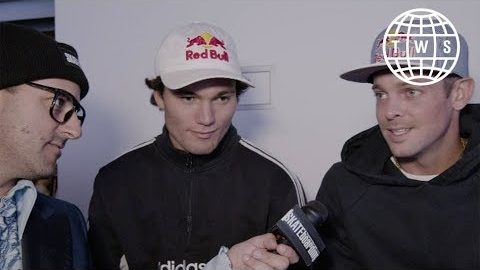 Red Bull Skateboarding's You Good? Premiere | Skate Nerd On Location | TransWorld SKATEboarding
