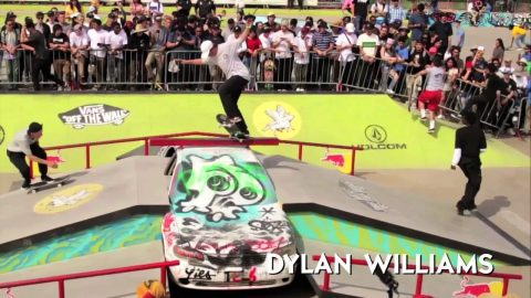 Red Bull's PHXAM 2018 BEST TRICK | Cowtown Skateboards