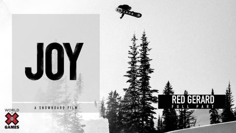 RED GERARD: 'Joy' Full Part | X Games | X Games