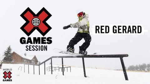 RED GERARD: X Games Session | X Games