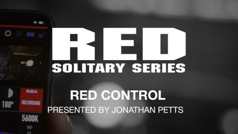 RED Solitary Series | RED Control | RED Digital Cinema