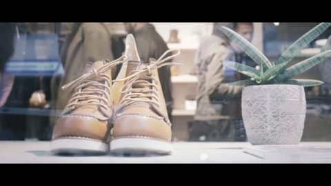 Red Wing Shoe Store VIENNA Opening | trianglevienna