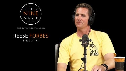 Reese Forbes | The Nine Club With Chris Roberts - Episode 153 | The Nine Club