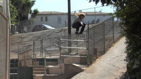 Reese Salken for Cardinal Skateshop - Adam Mills