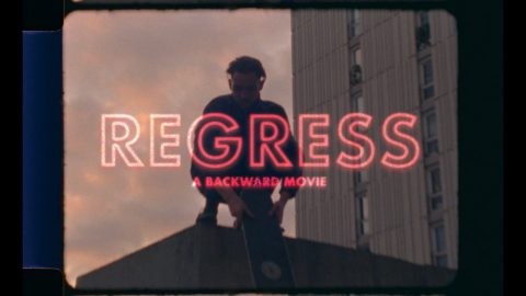 REGRESS - A BACKWARD MOVIE | RAVE SKATEBOARDS