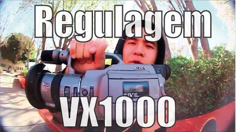 Regulagem VX1000 | IREC SKATEBOARDING