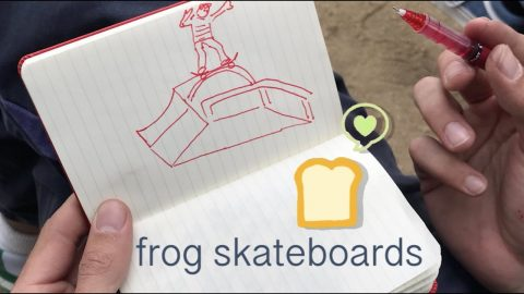 Relaxing F 2 playlist 003 | Frog Skateboards