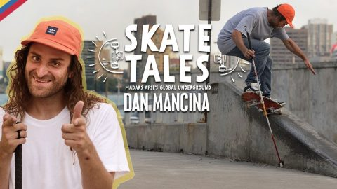 Relearning How To Skate After Going Blind With Dan Mancina | SKATE TALES Ep 3 | Red Bull Skateboarding