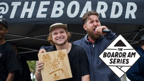 Remember when Jamie Foy won The Boardr Am? - TheBoardr