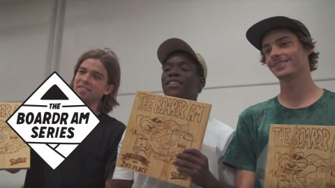 Remember When Zion Wright Skated The Boardr Am? - TheBoardr