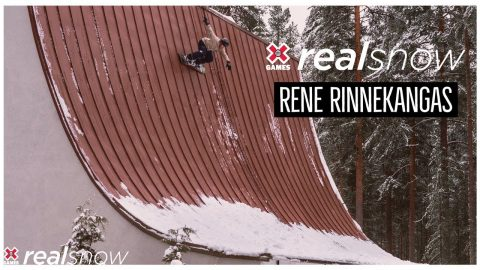 Rene Rinnekangas: REAL SNOW 2020 | World of X Games | X Games