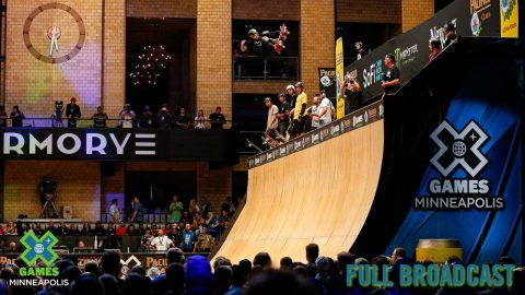 REPLAY: Pacifico Skateboard Vert | X Games Minneapolis 2019 | X Games