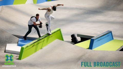 REPLAY: Skateboard Best Trick | X Games Minneapolis 2019 | X Games