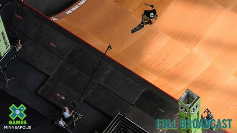 REPLAY: The Real Cost Skateboard Big Air | X Games Minneapolis 2019 | X Games