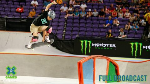 REPLAY: Women's Skateboard Park | X Games Minneapolis 2019 | X Games