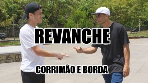 Revanche Abe vs Gordo: Corrimão e borda | sobreskate