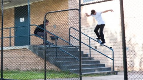REWIND: YOUNESS AMRANI | The Skateboarder's Journal