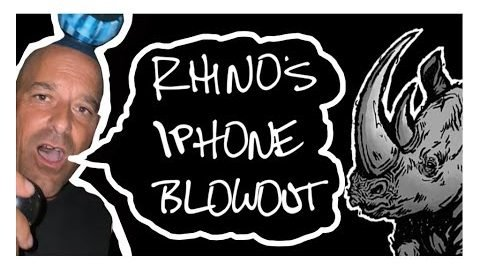 Rhino's iPhone Blowout | Independent Trucks | Independent Trucks