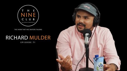 Richard Mulder | The Nine Club With Chris Roberts - Episode 71 - The Nine Club
