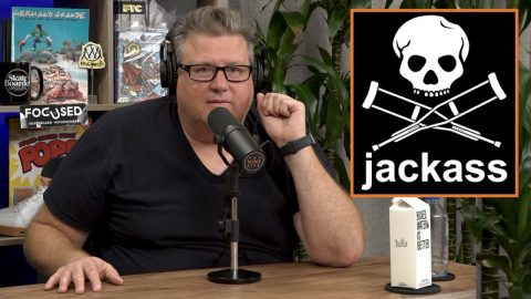 Rick Kosick Talks About Working On Jackass | The Nine Club Highlights