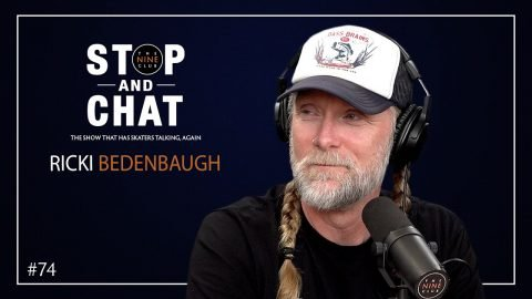 Ricki Bedenbaugh - Stop And Chat | The Nine Club With Chris Roberts - Episode 74 | The Nine Club