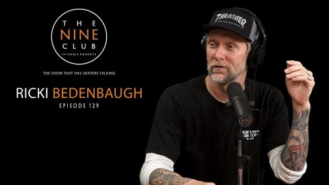 Ricki Bedenbaugh | The Nine Club With Chris Roberts - Episode 129 | The Nine Club
