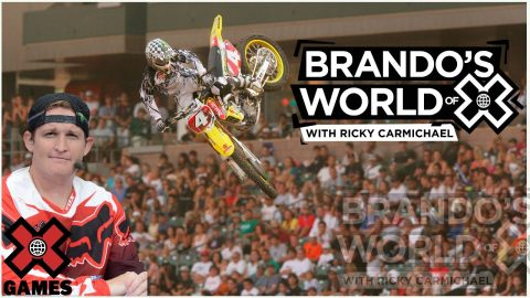 RICKY CARMICHAEL: I Hate To Lose | World of X Games | X Games