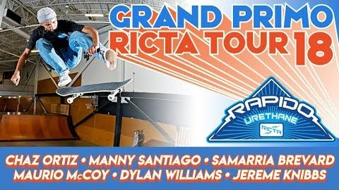 Ricta Grand Primo Tour 2018 | Ricta Wheels