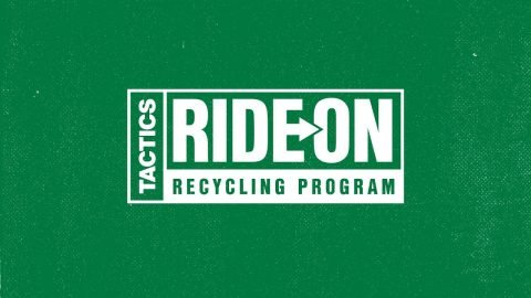 RIDE-ON Recycling Program | Tactics | Tactics Boardshop