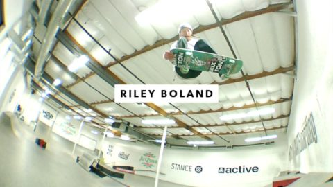 Riley Boland | TransWorld SKATEboarding - TransWorld SKATEboarding