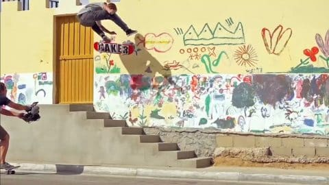 Riley Hawk & Danny Brady - Return of the Flare - Daniel Policelli