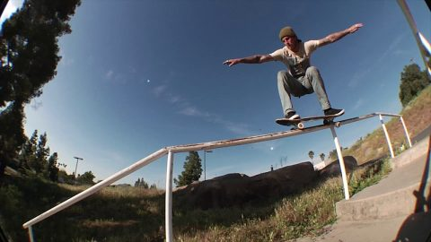 "Riley Hawk's ""Shep Dawgs 5"" Part 