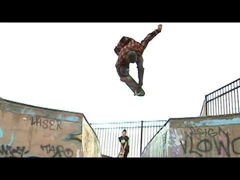 Riley Kozerski, Skate Juice 2 Part - TransWorld SKATEboarding