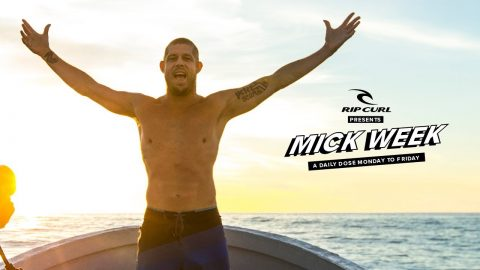 Rip Curl Presents: Mick Fanning Week | Rip Curl