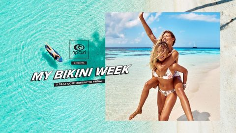 Rip Curl Presents: My Bikini Week | Rip Curl