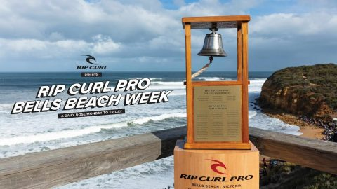 Rip Curl Presents: Rip Curl Pro Bells Beach Week | Rip Curl