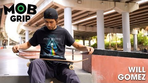 Rip It & Grip It with Will Gomez at Lot 11 | MOB Grip | Mob Grip