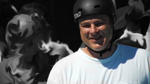 RIP Legend Jeff Gross Explains his Anti Hero Skateboard Tribute | Skateintheday