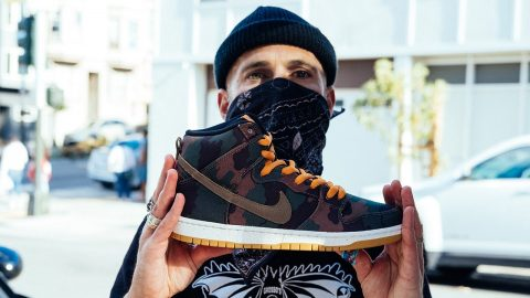 Ripped Laces Talks Shoe Design With Benny Gold | jenkemmag