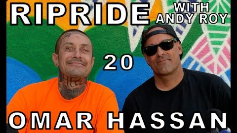 Ripride with Andy Roy episode 20 with Omar Hassan | Dear Andy