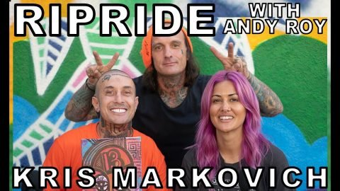 Ripride with Andy Roy Episode 23 with Kris Markovich | Dear Andy