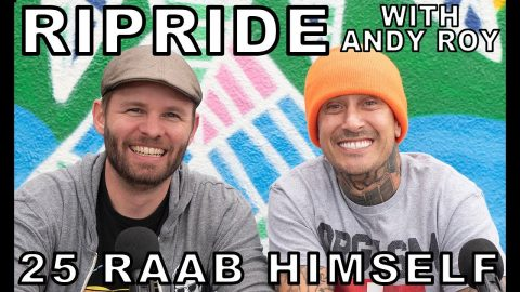 Ripride with Andy Roy Episode 25 with Raab Himself ft. Zackass | Dear Andy