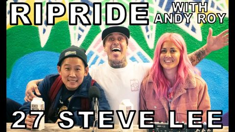 Ripride with Andy Roy episode 27 with Steve Lee | Dear Andy